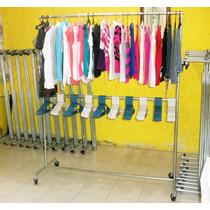 Mueble Colgador Para Toda Tu Ropa, Tipo Closet Muy Practicos