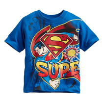 Playera Superman Para Niño 2t