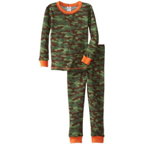 Camisa Pantalon Termico Camuflaje Americano T3 Envio Gratis