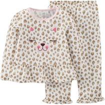 Conjunto Pijama Blusa Pantalón Carters 18 Meses Envio Gratis