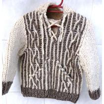 Sweater De Lana Gap Abercrombie Charters Bebe Niño