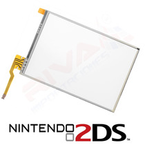 Touch Screen Para Nintendo 2ds Original Incluye Desarmador