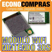 Modulo Wi-fi Para Nintendo 3ds 100% Nuevo
