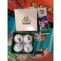 Pelotas De Golf Club Nintendo Europa Rewards Nuevo