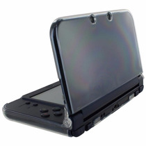 Funda O Protector Crystal Case Pc - New Nintendo 3ds Xl