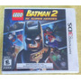 Lego Batman 2 ( Nintendo 3ds ) Nuevo Y Sellado
