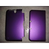 Funda O Protector Aluminio Case Nintendo 3ds Xl