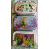 Fundas Princesas Disney Compatible Dsi 3ds Xl Nuevas