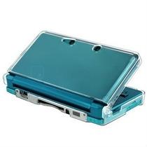 Funda O Cubierta Crystal Case Nintendo 3ds