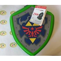 Funda Hylian Shield Nintendo 3ds/2ds