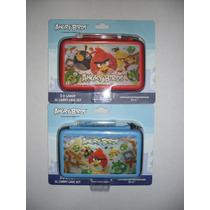 Nintendo 3ds Xl Funda Estuche Protector Angry Bird Imagen 3d