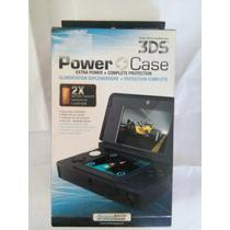 Bateria Extra Nintendo 3ds Power Case Nuevo Y Sellado