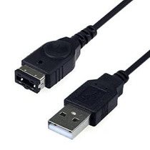 Abcâ® Usb Cable De Carga Para Nintendo Ds Nds Gba Game Boy A