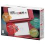 !! New 3ds Consola Nintendo 3ds Nuevo Modelo En Wholegame !!