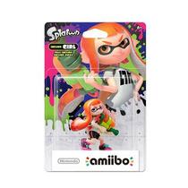 Amiibo Inkling Girl Pra Wii U ! Solo En Gamers!
