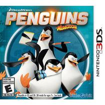 Pingüinos De Madagascar Para Nintendo 3ds