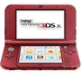 New Nintendo 3ds Xl Red And Black Envio Gratis