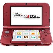 New Nintendo 3ds Xl Red And Black Envio Gratis