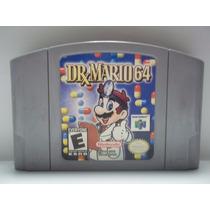 Dr. Mario - Videojuego - N64