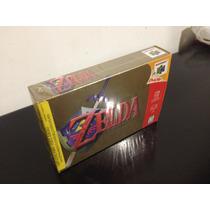 Zelda 64 Ocarina Of Time - Seminuevo Nintendo 64