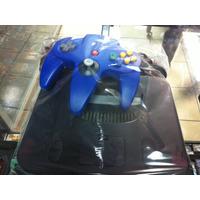 Nintendo 64 Con Control Nuevo Y (tres Juegos De Regalo)