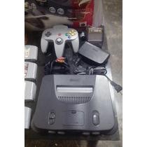 Nintendo 64+ P. Stadium+ P. Snap + Transfer.