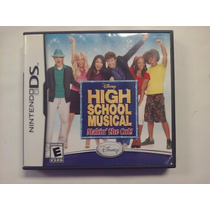 High School Musical - Videojuego - Ds