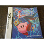 Kirby Squeak Squad Ds Manual Folleto