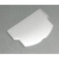 Tapa Bateria Pila Psp Slim 2000 3000 Plateada Gris Silver