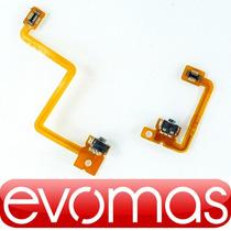 Cables Flex R + L Para Nintendo 3ds - Nuevo Con Garantia