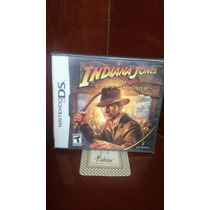 Indiana Jones And The Staff Of Kings - Nds +