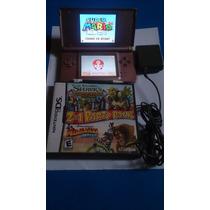 Nintendo Dsl, Con Juego Mario 64.