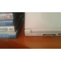 Ds Lite Blanco Y 5 Juegos Originales Con Cajas Y Manuales