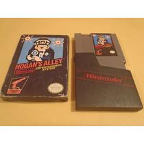 Hogans Alley Con Caja Sin Manual Nintendo Nes ------