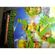 Tenage Mutant Ninja Turtles (tortugas Ninja1) Nintendo Mmu
