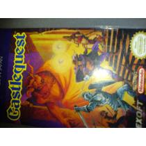 Castlequest Juego De Nintendo Clasica Excelente Juego Op4
