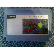 Wrecking Crew Mario Bros Family Famicom O Nes Con Adaptador