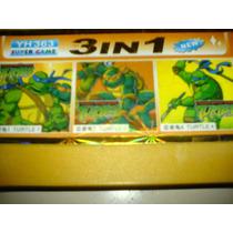 Tortugas Ninja 1-2-4 De Nintendo Family