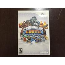 Skylanders Giants Wii