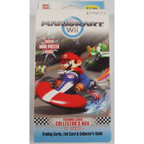 Tarjetas Super Mario Kart Wii Collectors 11 Articulos Poster