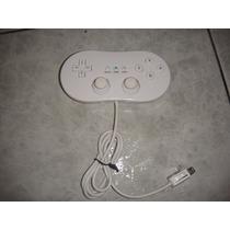 Control Classic Para Wii Nuevo Genrico Analogo