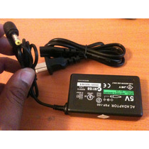 Cargador Psp Fat O Slim 1000, 2000, 3000 Sony Ac Corriente