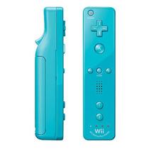 Wii Remote Plus Para Nintendo Wii - Azul