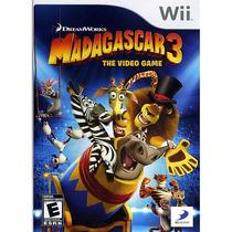 De Vehículos Usados ¿¿madagascar 3 Para Nintendo Wii