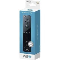Nintendo Wii Remote Plus Negro
