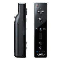 Wii Remote Plus Para Nintendo Wii - Negro