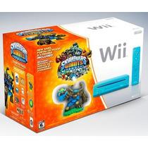 Wii Ediicion Especial Skylanders, Remate Sin Subasta