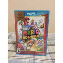 Super Mario 3d World Wii U Nuevo Sellado
