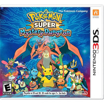 ¡¡ Pokemon Super Mystery Dungeon Para Nintendo 3ds En Wg !!