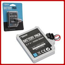 Bateria Recargable Interna 3000 Mah Para Gamepad De Wii U